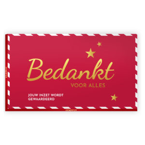luxe chocolade geschenk collega