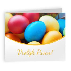 Vrolijk Pasen bedankjes