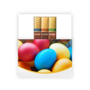 Paas chocolade bedankjes