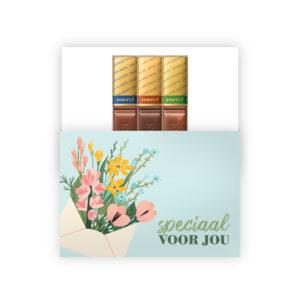 originele chocolade bedankjes