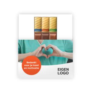 chocolade geschenk bedrukt