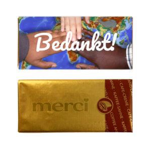 goede doel bedankjes chocolade