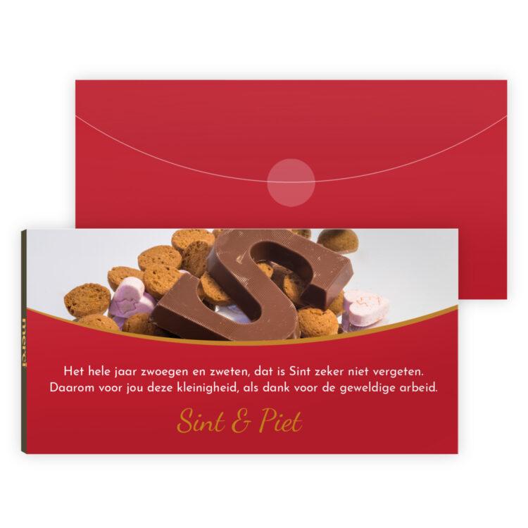 Sinterklaas personeelsgeschenk