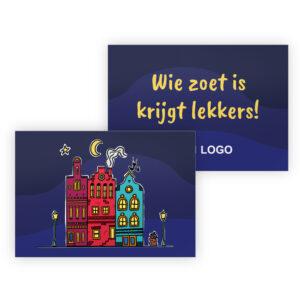 Sinterklaas personeelsgeschenk minibox