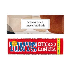 Tony's chocolade bedankjes