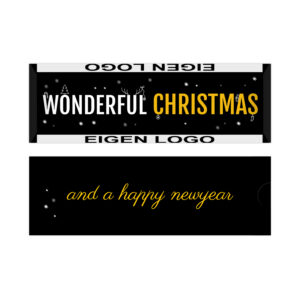Tony chocolonely bedankjes kerst