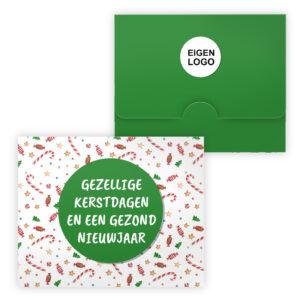 Relatiegeschenk brievenbus kerst