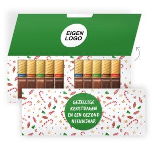 Luxe chocolade geschenk kerst