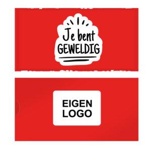 Tony chocolonely met logo
