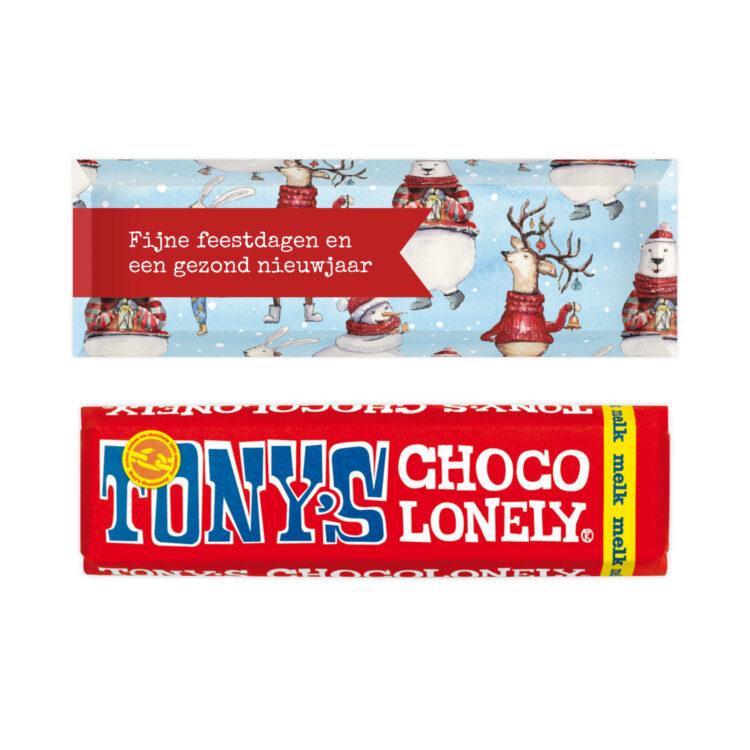 kleine tony's kerst bedankjes