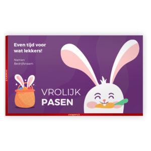Merci Paaschocolade voor thuiswerkers