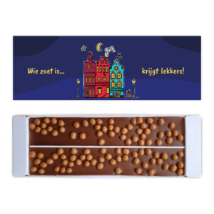 Sinterklaas ambachtelijke chocolade