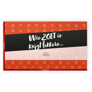 Sint merci chocolade