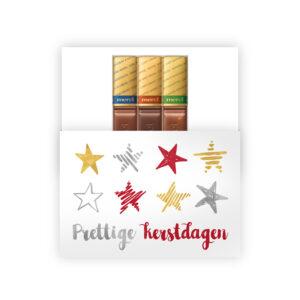Mini box merci chocolade bedankjes