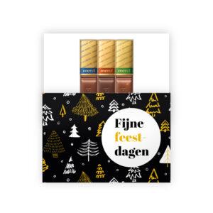 feestdagen budget chocolade