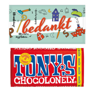 Tony's sinterklaas chocolade