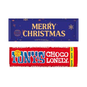 kerst presentje met tony